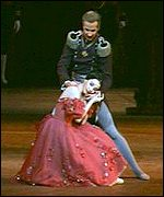 The ballet Onegin