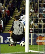Rossi beats Dudek to equalise