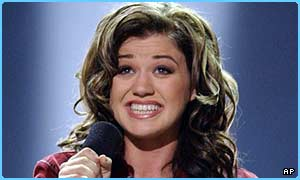 Kelly Clarkson has sold thousands of singles in the US