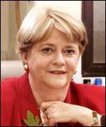 Tory MP Ann Widdecombe