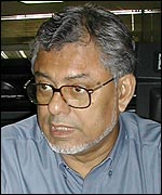 Former chief engineer, Quamrul Islam Siddique