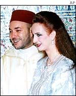 King Mohammed VI married Salma Bennani on March 21 2002