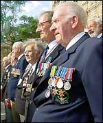 Operation Pedestal veterans