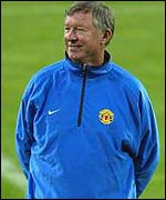 Sir Alex Ferguson gave Torrance