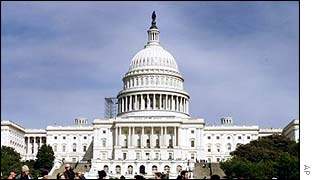 BBC NEWS | Americas | US electoral system explained