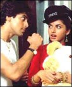 Salman Khan & Bhagyashree