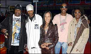 So Solid Crew at the Mobos
