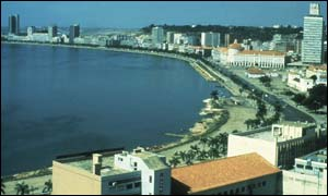 Bay of Bengo, Luanda