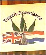 The Dutch Experience cafe