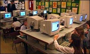school ICT room