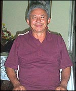 Jos� Freire Brasilino, farmer and military reservist