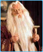 Professor Albus Dumbledore - Head of Hogwarts
