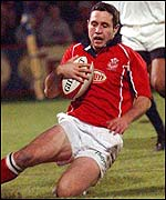 Llanelli's Stephen Jones