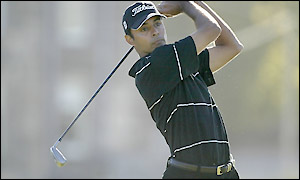 Jyoti Randhawa produced another consistent display at the Dunhill Links Championship
