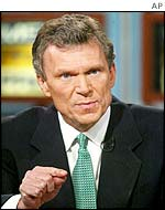 Senate Majority Leader Tom Daschle