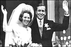 Prince Claus married Beatrix on 10 March 1966