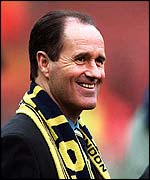 George Graham has the pedigree