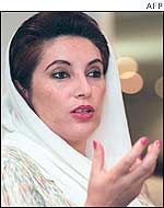 Ms Benazir Bhutto