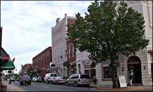 Old Town Manassas Virginia