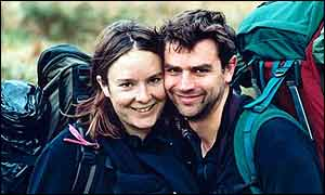 Louise and James, Footsteps of Man photo