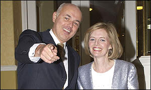 Iain and Betsy Duncan Smith