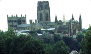 Bbc News Uk England New College For Durham University