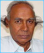 B D Tyagi used to hold the ear hair record