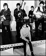The Rolling Stones on Top of the Pops