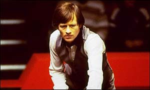 Alex Higgins won the Embassy World title in 1982