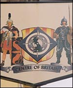 Centre of Britain Hotel logo