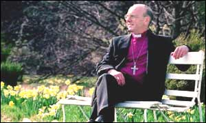 The Archbishop of York, Dr David Hope