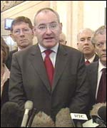 SDLP leader Mark Durkan