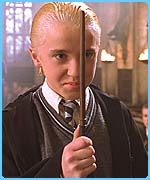 Draco prepares for battle!