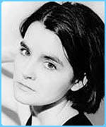 Actress Shirley Henderson plays Moaning Myrtle