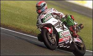 Colin Edwards of Honda