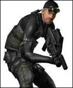 Splinter Cell screenshot, Ubi Soft