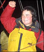 Ellen MacArthur tends to get more publicity than football in Southampton