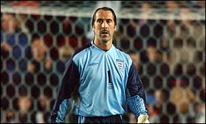 David Seaman reflects on his mistake against Macedonia