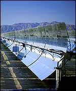Solar array   1999 EyeWire, Inc.