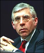 Jack Straw, Foreign Secretary