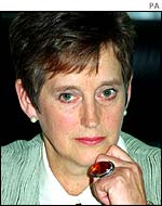 Stella Rimington was interviewed for
