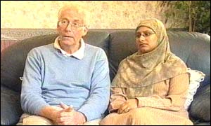 Alistair and Humera Nisbet