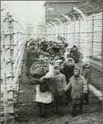 Nazi concentration camp during World War II