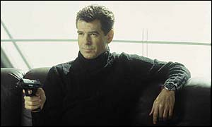 Pierce Brosnan - picture supplied by Danjaq, LLC and United Artists Corpioration