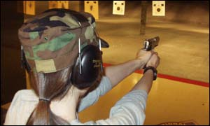 Member of the Second Amendment Sisters