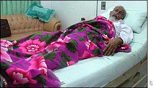 Abu Bakar Ba'asyir in hospital