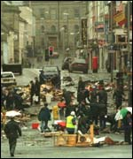 Real IRA bomb ripped the heart out of Omagh in 1998