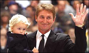 Wayne Gretzky is now involved with the Phoenix Coyotes