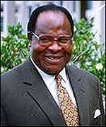 President Bakili Muluzi