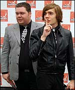 The Hives at the Q Awards